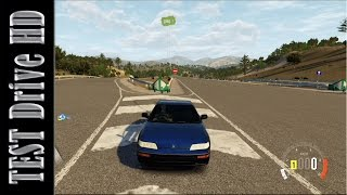 Honda CR-X SiR - 1991 - Forza Horizon 2 - Test Drive Gameplay [HD]