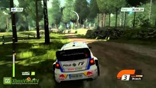 WRC 4 | First Gameplay [EN] (2013) | HD
