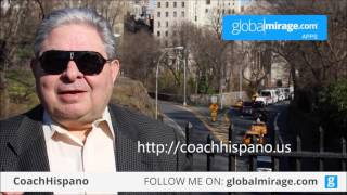 Entrenate de Coach con Manny Perez, Coach Hispano
