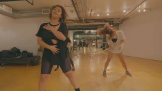 Dua Lipa - Lost In Your Light ft. Miguel (Choreography by Tevyn Cole)
