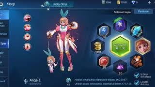 lebih untung beli hero angela pake tiket atau pake battle point? Mobile Legend : bang bang