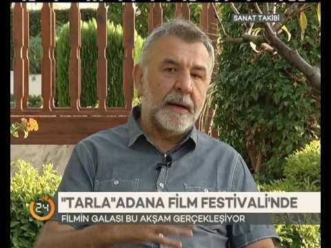 """SANAT TAKİBİ ADANA FİLM FESTİVALİ """"TARLA"""" FİLMİ"""