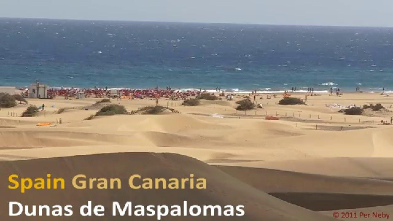 playa de maspalomas (maspalomas) spagna