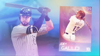 Immortal Joey Gallo Strikes Again! MLB The Show 18 | Battle Royale