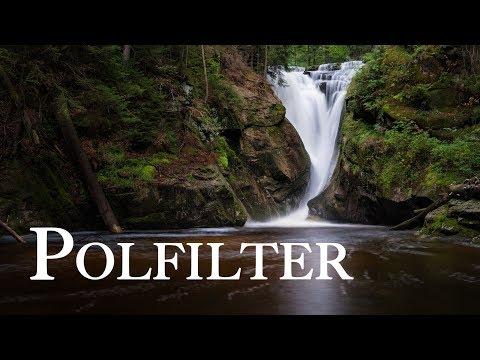 Polfilter in der Fotografie verwenden