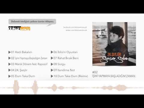 Sansar Salvo - İşimi Yapmaya Başladığım Zaman (Official Audio)