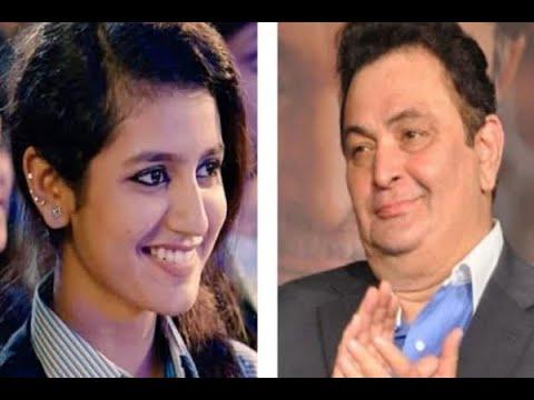 In Graphics: Rishi Kapoor Tweet about Priya Prakash