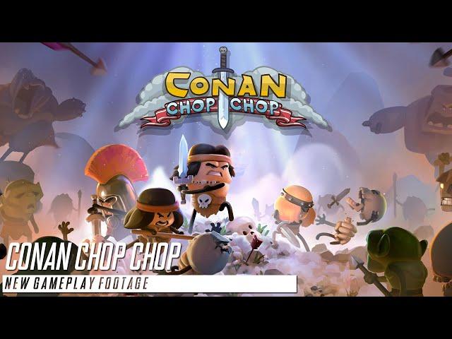 Conan Chop Chop (видео)