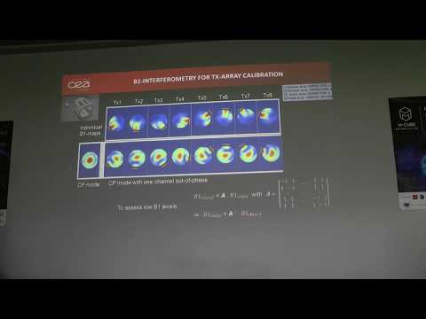 """Conference """"B1-Mapping with MRI"""", Alexis Amadon (Part 2/2)"""