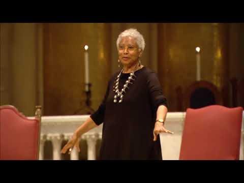 Alice Walker - Keynote Contemplation By Design Summit 2017, Stanford University