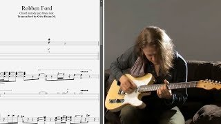 free mp3 songs download - Robben ford chord melody jazz blues lick