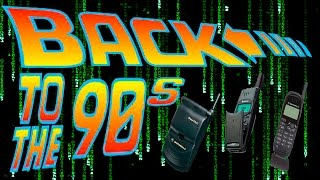 Back To The 90´s Parte 2  ( Motorola Startac )
