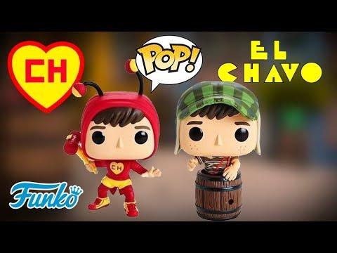 El Chapulin Colorado Chavo Del Ocho Funko Pop Youtube