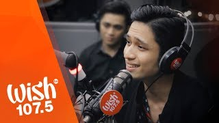 "Michael Pangilinan performs ""Perfect"" (Ed Sheeran) LIVE on Wish 107.5 Bus"