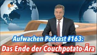 Bundesversammlung, Precht & Kleber: Das Ende der Couchpotato-Ära - Aufwachen #163
