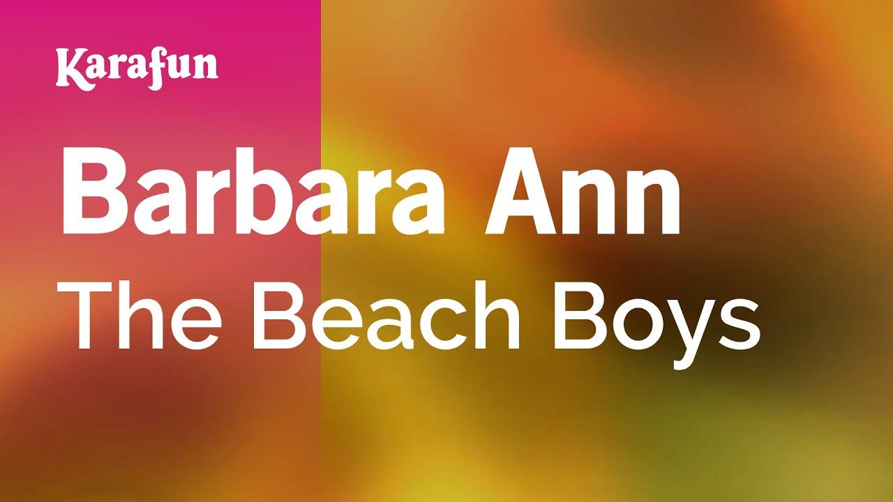 Barbara Ann  Wikipedia