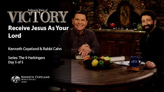 Receive Jesus as Your Lord with Kenneth Copeland and Jonathan Cahn (Air Date 1-29-16)