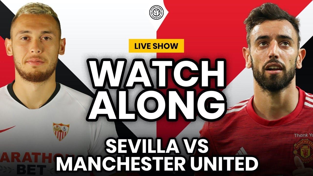 Manchester United vs. Sevilla: Live stream, start time, TV, how to ...