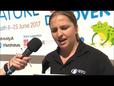 Festival of Nature 2017 - Live Interview - British Trust for Ornithology