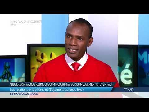 Tchad : réactions après la visite d'Emmanuel Macron, politiques et population !