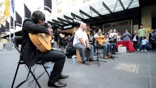 La Rumba in front of Myer, 21-8-2011 (HD)