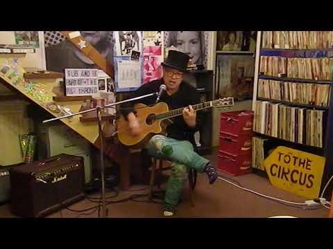 Scritti Politti - The Word Girl - Acoustic Cover - Danny McEvoy
