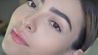 Cómo maquillar cejas tupidas y naturales | Anna Sarelly