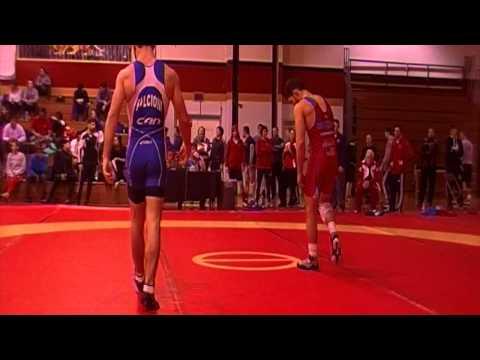 2014 Guelph Open: 57 kg Dan Mitcheff vs. Jake Needham
