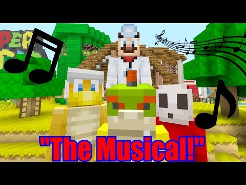 Minecraft Switch - Nintendo Fun House -  THE MUSICAL [ALL SONGS] [156]
