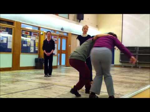 Dance improvisation exercises from Living Colour April Intensive