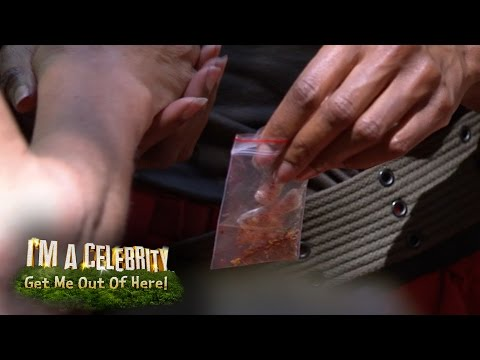 The Camp Are Caught With Contraband  | I'm A Celebrity Get Me Out Of Here!