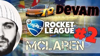 Rocket League : Türkçe - McLaren Serisi #2 || Neler Oluyor ? PART # 2 Video