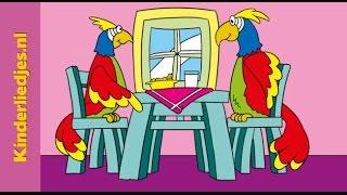 Papegaaitje leef je nog - Kinderliedjes van vroeger