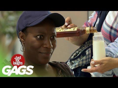 Best Milk Pranks Of ALL TIME!