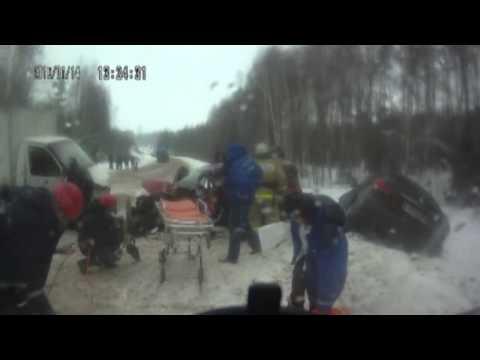 Дтп 14 января 23 км Кострома  Нерехта
