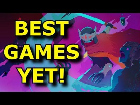 TOP 10 Kickstarter Games That Don't SUCK!
