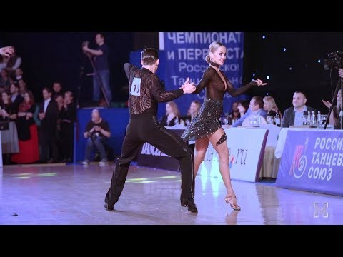 Andrey Kiselev - Anastasia Kiseleva | RDU Championship Professional Latin 2019 - Final Chacha