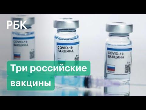 Российские вакцины от коронавируса: сроки, эффективность и добровольная вакцинация