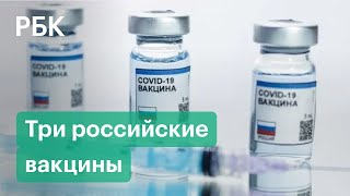 Российские вакцины от коронавируса сроки эффективность и добровольная вакцинация