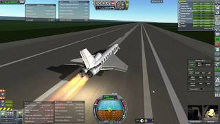 Kerbal Space Program RO Sandbox - Hypersonic Liner Development 06 - Cape Canaveral to London