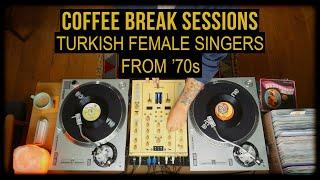 CBS: Turkish Female Singers from '70s Vinyl Set
