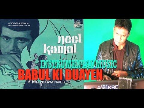 BABUL KI DUAYAN LETI  INSTRUMENTAL MUSIC STUDIOVTC