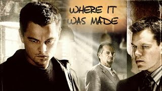 Where it was Made: The Departed