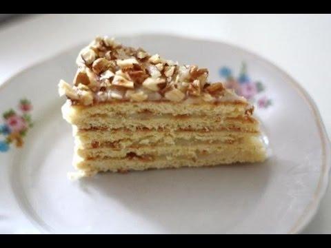 Торт на сковороде рецепты с фото