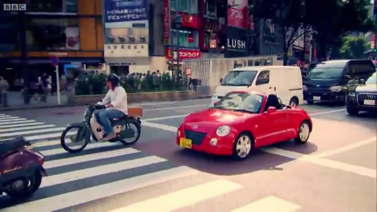 Honda super cub vs micro car james may s cars of the people bbc brit youtube