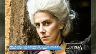 Hora da Venenosa: Maitê Proença superou tragédia familiar na infância