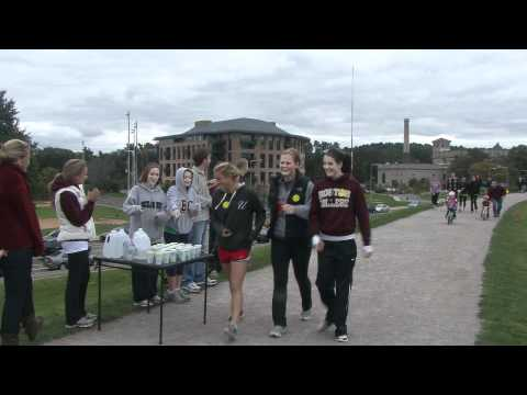Boston College Campus School Fun Run Walk & Roll
