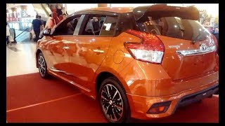 New Toyota Yaris 2018