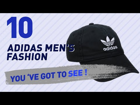 Adidas Hat For Men // New And Popular 2017