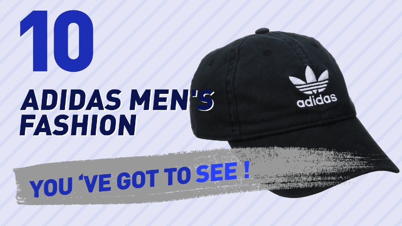 5e9eb512118 Adidas Hat For Men    New And Popular 2017 - YouTube